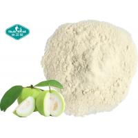 Buy cheap Weight Loss Fruit And Vegetable Powder Freeze - Dried Guava Juice Powder from wholesalers