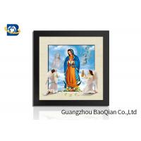 Buy cheap Religion Photo Custom Lenticular Poster 3D / 5D Decorative For Living Room from wholesalers