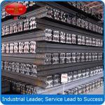 Buy cheap 38kg heavy railway steel rail, heavy railway steel rail, railway steel rail from wholesalers