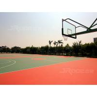 Buy cheap Anti-slip Synthetic Material Basketball Sport Court Flooring Odour Free from wholesalers