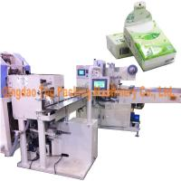 Buy cheap Automatic pocket tissue paper packing machine from wholesalers