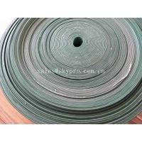Buy cheap Oil - Proof Green PVC Rubber Conveyor Belt With Cleat Flange Skirt Sidewall from wholesalers