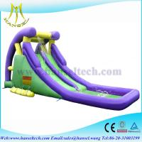 Buy cheap Hansel used commercial bounce house for sa,trampoline park,bounce house from wholesalers