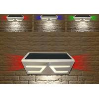 Buy cheap Solid Solar Powered Outside Motion Lights , Led Solar Security Light With Motion Detector from wholesalers