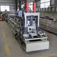 Buy cheap Similar As SAMCO Greenfield Stud And Track Roll Forming Machine Quick Change Type from wholesalers