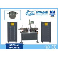 Buy cheap Air Press Projection Type DC Stainless Steel Welding Machine for Pan Handle from wholesalers