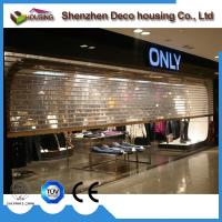 Buy cheap PVC Roller shutters/polycarbonate clear rolling shutters/High perspective roller shutters from wholesalers