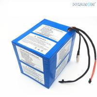 Buy cheap Li(CoLuMn)O2 Bosch Electric Bicycle Lithium Battery 36 Volt Low Self Discharge Rate from wholesalers