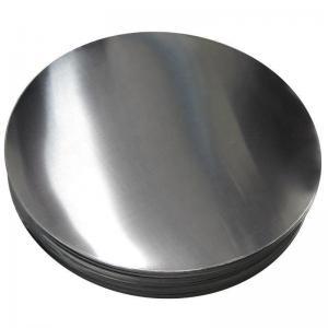 China 1000 Series 1050 1060 1100 T3 T8 Aluminium Circle Plate on sale