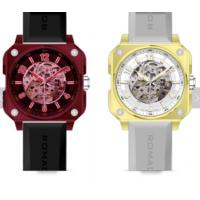 Buy cheap Red Single Sapphire Crystal Glass , Custom Sapphire Watch Crystal Transparent from wholesalers