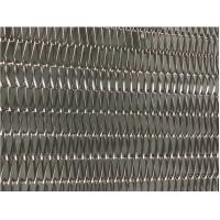 Metal Wire Mesh Heated Conveyor Belt  , Transportion High Temperature Conveyor