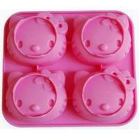 Buy cheap round shape silicone baking molds ,silicone baking molds for cupcake product