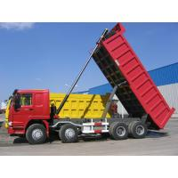 Buy cheap Dump Truck Howo Tipper Floor Heat type for Russia Cold Area from wholesalers