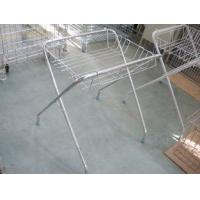 Buy cheap Barbecue Stainless Steel Display Racks Wire Mesh Shelf With Steel Tube / Steel Sheet from wholesalers