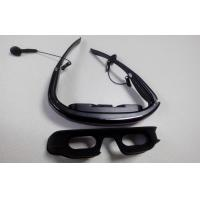 Buy cheap High Resolution Mobile Theatre Video Glasses / Portable Eyewear 72-Inch from wholesalers