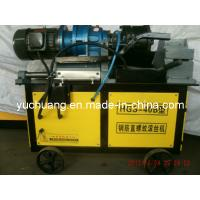 Buy cheap High quality Screw Threading Machine (rebar screw threading machine) from wholesalers