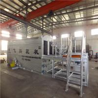 Buy cheap Hydraulic Push 5 Tons / Hour Melting Plant No Self Heating Corrosive Materials from wholesalers