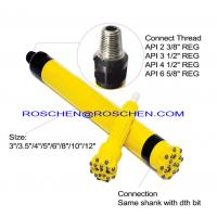 Buy cheap CIR90 downhole hammer with 100mm diameter bits , Geological Instruments from wholesalers