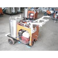 Buy cheap Hand-push Hot Paint Line Machine / Thermoplastic Road Marking Machine from wholesalers