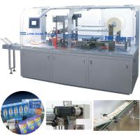 China 380V 50HZ Three Phase PVC / BOPP film Automatic Packaging Machine With PLC Control on sale