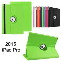 Buy cheap 360 Degree rotating Leather Tablet Case / Cover , Colorful ipad pro case from wholesalers
