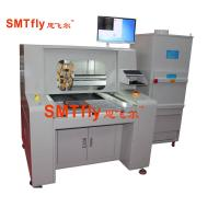 Buy cheap High Efficient PCB Router Machine PCB Singulation Dual workstation​ from wholesalers