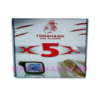 Buy cheap best wholesale TOMAHAWK brand X5 super long range TWO WAY CAR ALARM SYSTEM product