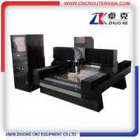 Buy cheap Hot Sale marble granite Stone Engraving Machine for Sale ZK-9015 900*1500mm from wholesalers