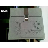 Buy cheap PU cover for wedding photo album from wholesalers