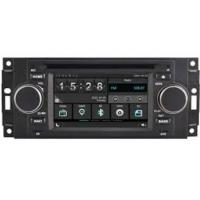 Buy cheap 2007 2008 Jeep Compass Car GPS Navigation System With 3D Stereophonic Sound Processor from wholesalers