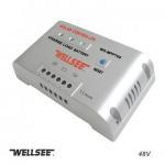 Buy cheap 16pcs/ctn CE ROHS mppt solar controller WS-MPPT60 40A 12V/24V from wholesalers