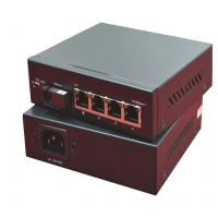 Buy cheap 5 Ports Ethernet Switch with DIP switch and one-key port isolation from wholesalers