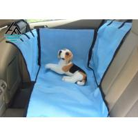 Buy cheap Comfortable Travel Dog Car Seat Covers Hammock Constant Temperature from wholesalers