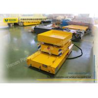 Buy cheap Ferry Transfer Heavy Load Cart , Storage Battery Powered Cart Explosion Proof from wholesalers