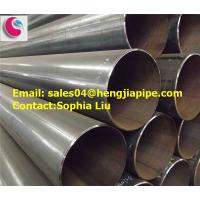 Buy cheap Size of ASTM A106 seamless Steel Pipe from wholesalers