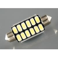 Buy cheap 5630 x 12LEDs Car Dome Light  Bulbs In Canbus Function For Cars from wholesalers