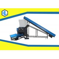 Buy cheap 900x800mm Hopper Size Wood Waste Shredder Machine With 45kw Motor Power from wholesalers