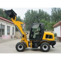 Buy cheap Articulated shovel loader 1.8 ton 2 ton mini wheel loader price china mini hoflader from wholesalers