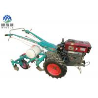 Buy cheap 22 Horsepower Walk Behind Tractor Mower With Single Cylinder Engine Type from wholesalers