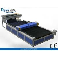 Buy cheap Customized size high speed Auto feeding Co2 Laser cutting machine G1660 from wholesalers