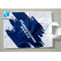 Buy cheap Personalized colorful Plastic Shopping Bag with handle and the environment from wholesalers