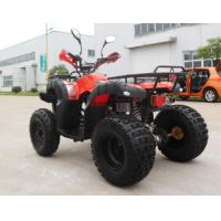 Buy cheap Adult Utility ATV Quad Bike / Electric 150CC ATV Spy Racing Quad With Trailer from wholesalers