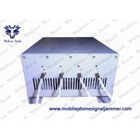 Buy cheap 20W Mobile Phone Remote Control Jammer With Directional Panel Antenna GSM 3G from wholesalers