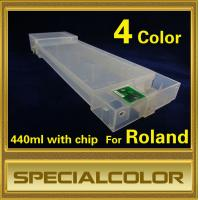 Buy cheap 440ML Empty Ink Cartridge For Roland Printers from wholesalers