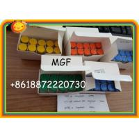 Buy cheap MGF​​ 2mg / Vial Injectable Polypetide Hormones for Body Building Peptides for Bodyweight from wholesalers