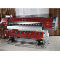 Buy cheap Sturdy Uni - Body Frame 6 Feets Dye Sublimation Printers Machine CMYK Color from wholesalers