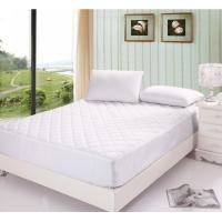 Buy cheap Quilted Microfiber Filling Hypoallergenic Mattress Cover Waterproof for Bedding Set from wholesalers