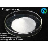 Buy cheap 57-83-0 Injectable Female Hormone Progesterone To Women For Body Health from wholesalers