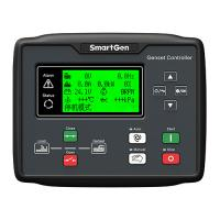 Buy cheap High Quality Diesel Engine Automatic Electric Genset Control Panel Manufacturers SmartGen HGM6120N Generator Controller from wholesalers