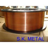 Buy cheap CO2 Welding Wire AWS ER70S-6 from wholesalers
